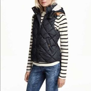 H&M Quilted Vest